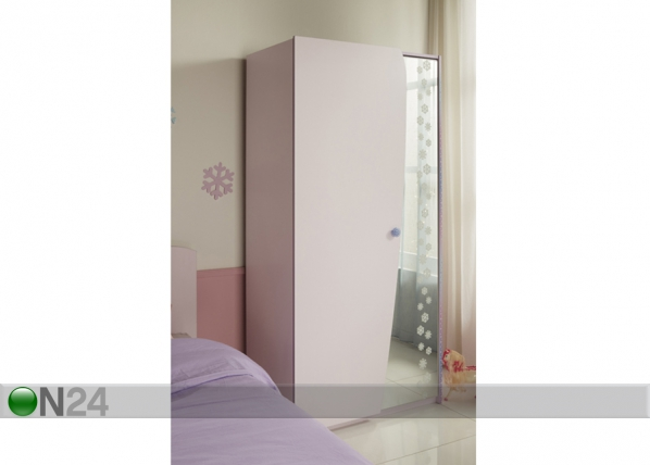 Шкаф платяной Cristal MA-115401