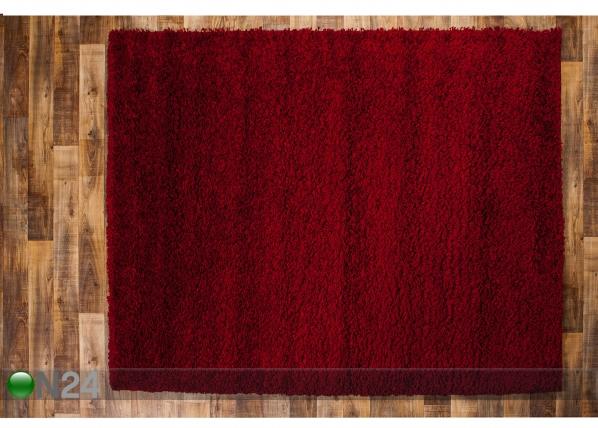 Длинношёрстый ковёр 160x230 cm AA-115677