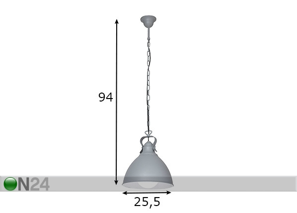 Подвесной светильник Piko III AA-116848