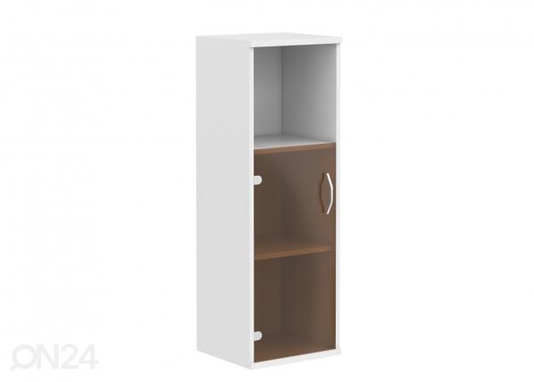 Офисный шкаф / шкаф-витрина Imago KB-123336
