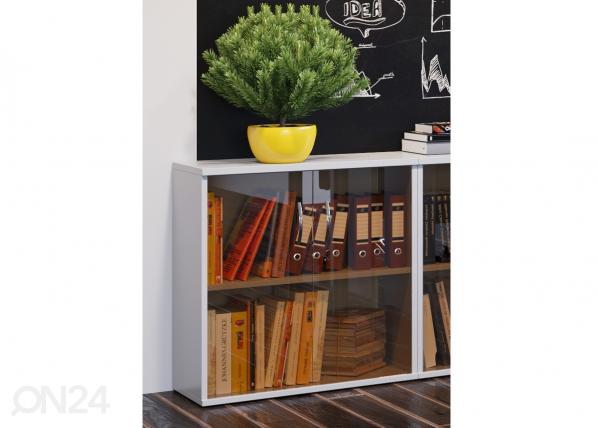 Конторский шкаф / шкаф-витрина Imago KB-123560