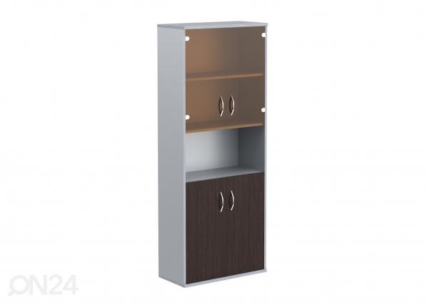 Конторский шкаф / шкаф-витрина Imago KB-123566