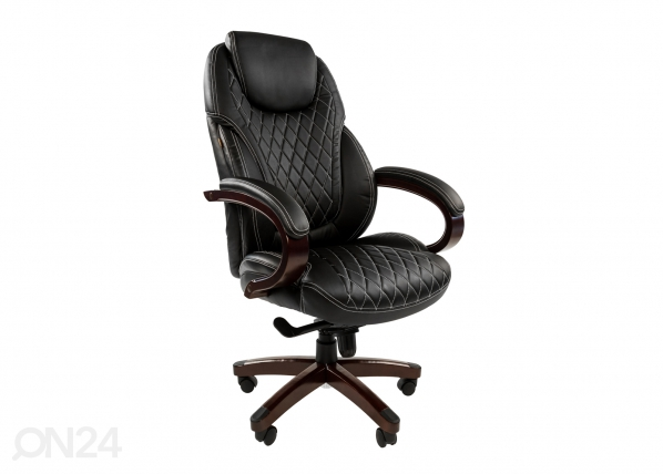 Рабочий стул Chairman 406 KB-124351
