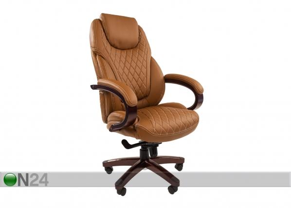 Рабочий стул Chairman 406 KB-124497