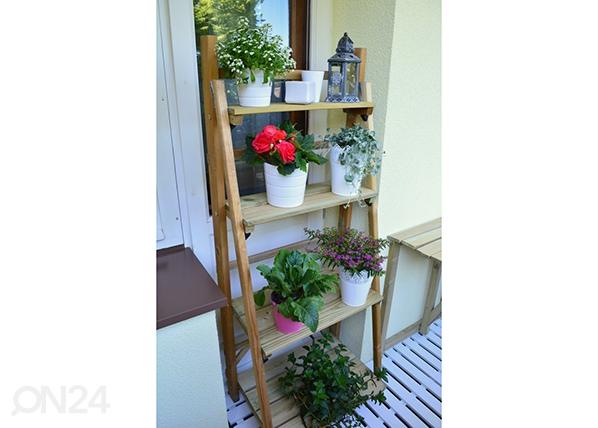 Стеллаж для растений, 4 ступени TN-125366