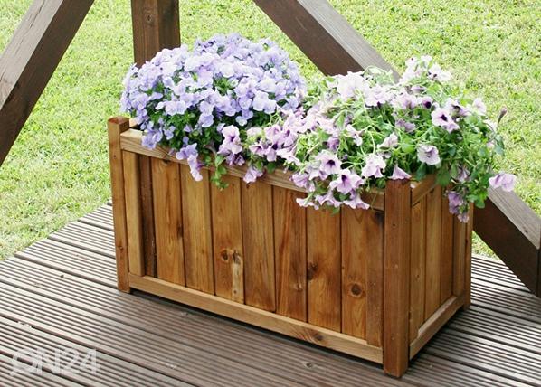 Ящик для цветов 40x80 cm TN-125386