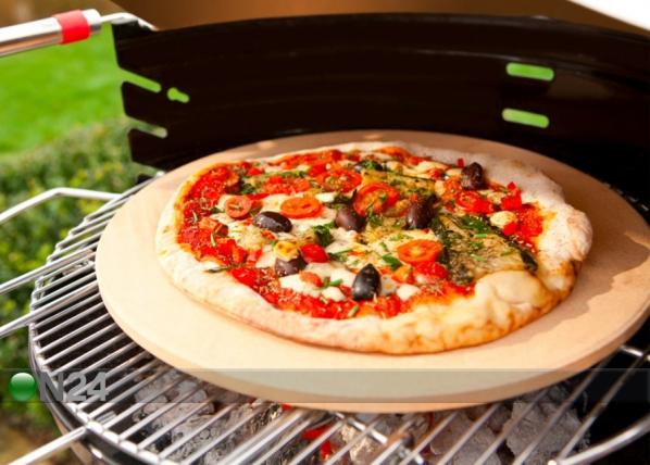 Камень для приготовления пиццы Ø 36 cm TE-129383