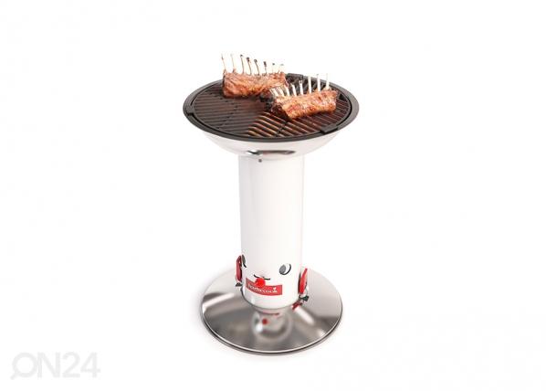 Угольный гриль Barbecook Largo White TE-129856