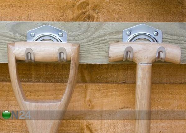 Вешалка для садовых принадлежностей 5 шт PR-129947