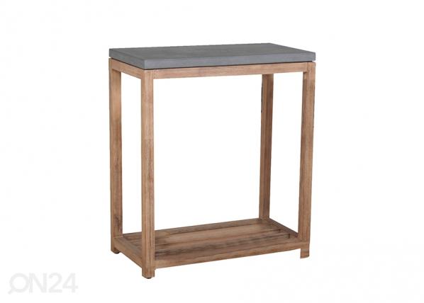 Полка Sandstone 65,5x34,5x75 cm EV-131674