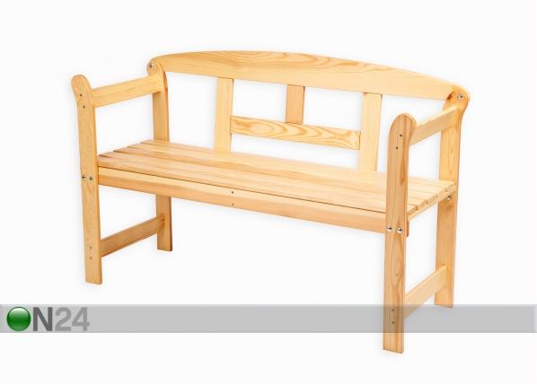 Садовая скамья WK-132760