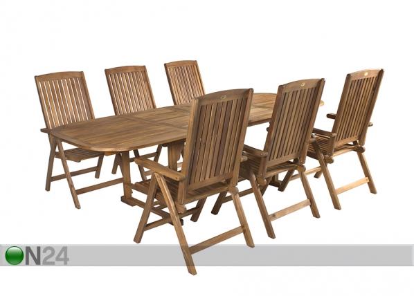 Комплект садовой мебели Finlay EV-133629