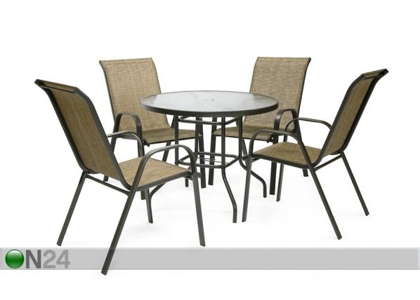 Комплект садовой мебели Dublin EV-134426