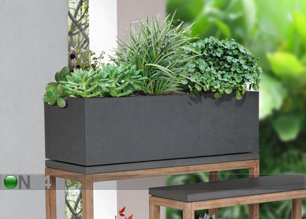 Горшок для цветка Sandstone 68,5x25,5xH35 cm EV-134493