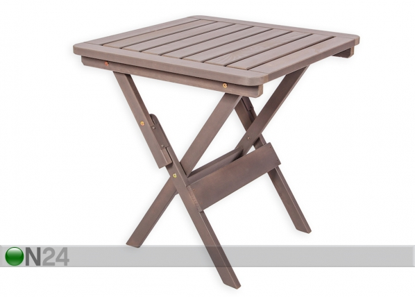 Садовый стол 70x70 cm WK-134506