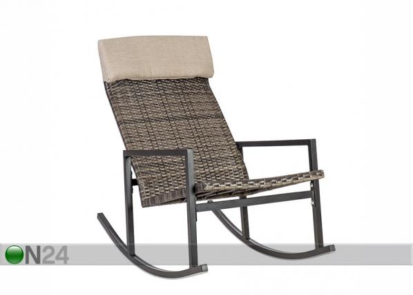 Кресло качалка в сад Wicker EV-135380