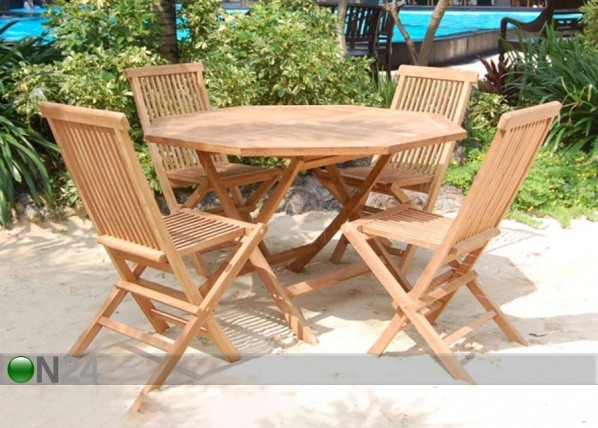 Комплект садовой мебели Rosy ON-137877
