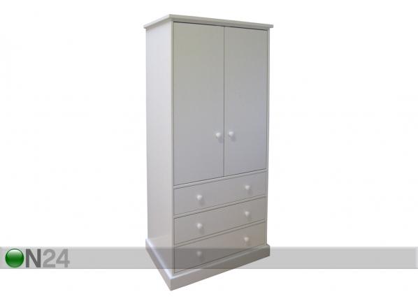 Шкаф платяной из массива дерева FX-141425