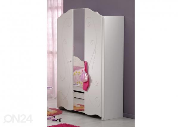 2-хдверный шкаф платяной Alice MA-23507