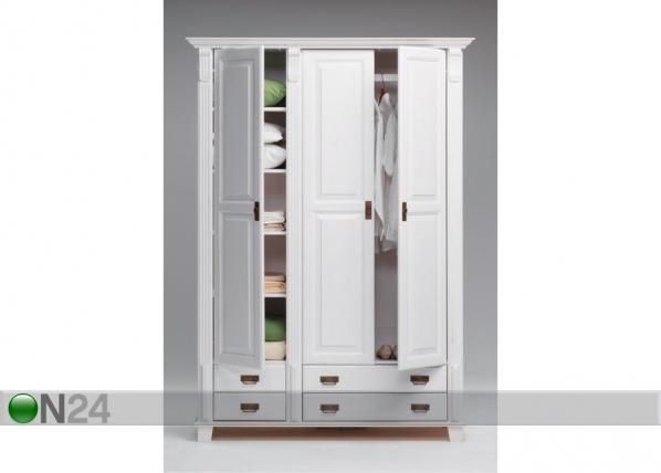 3-дверный шкаф Monaco LS-30194