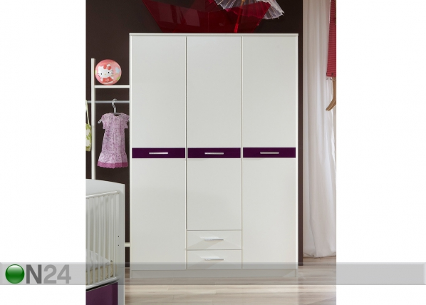 Шкаф платяной Gina SM-31802