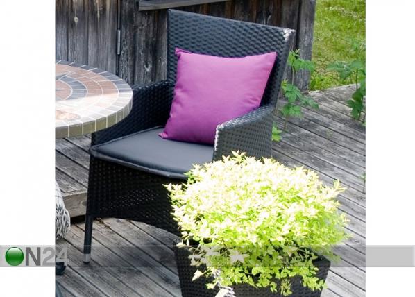 Кресло Wicker EV-35122