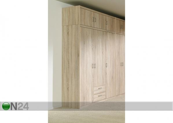 Шкаф платяной с дополнительным шкафом Soft Plus SM-38452