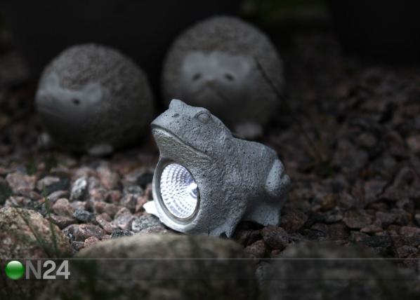 Садовая лампа с солнечной панелью LED AA-38709