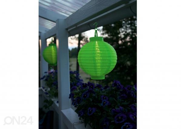 Садовый светильник с солнечной панелью Rice Ball LED AA-38735