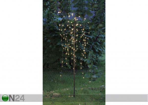 Искусственное дерево Верба с огоньками 110 cm LED AA-38872