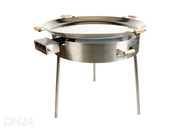 Сковорода GS 960 inox GS-39386