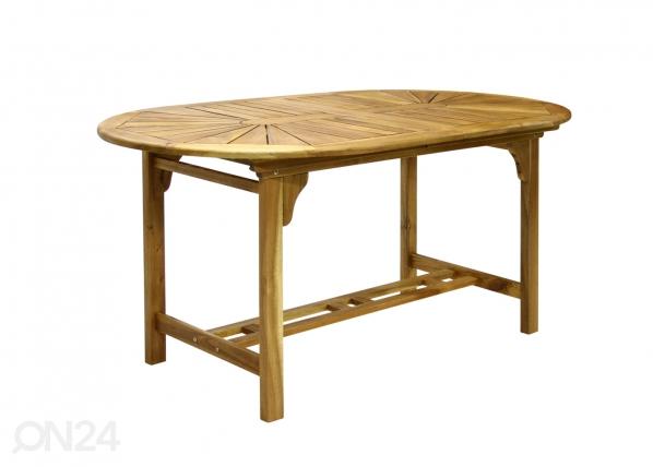 Удлиняющийся садовый стол Finlay EV-47407