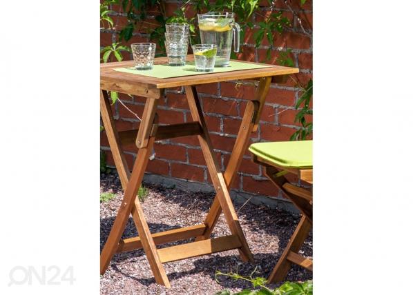 Складной садовый стол Finlay EV-47411
