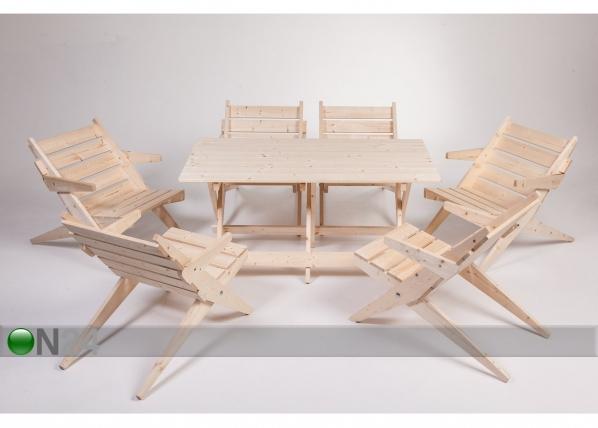 Комплект садовой мебели ME-48646
