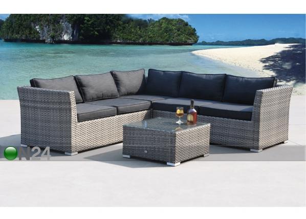 Угловой диван Passion AQ-48779