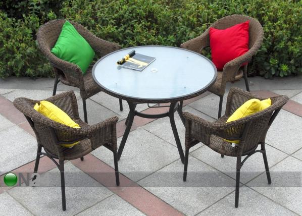 Комплект садовой мебели Solar EV-49445