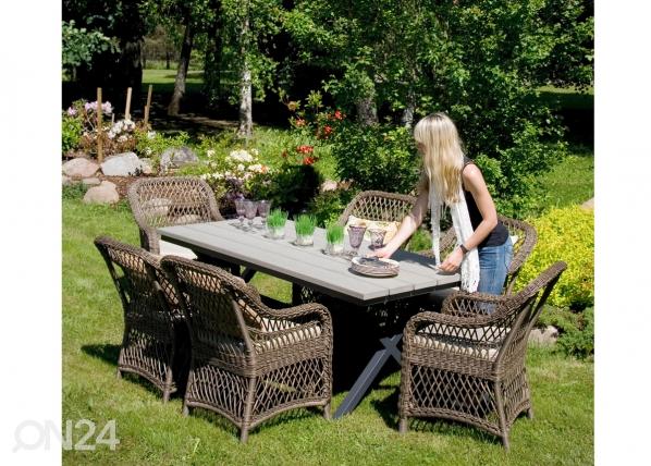 Комплект садовой мебели Laurino EV-49587