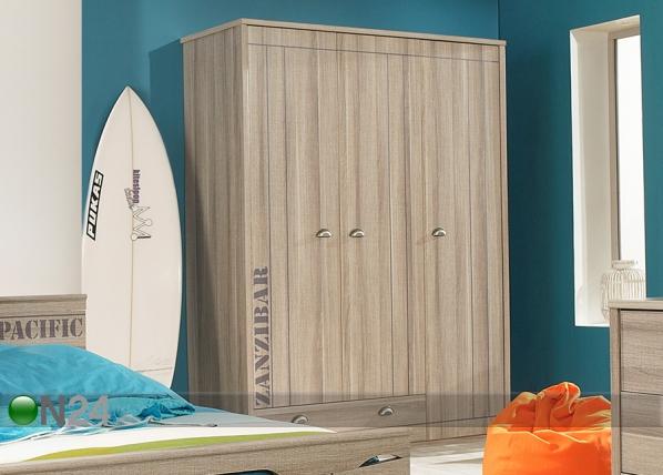 Шкаф платяной Largo MA-50616