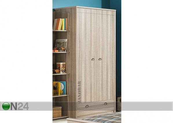 Шкаф платяной Largo MA-50617