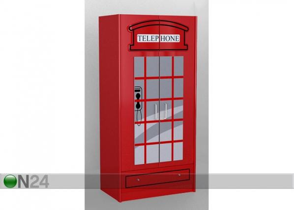 Шкаф платяной London Bus AQ-51975