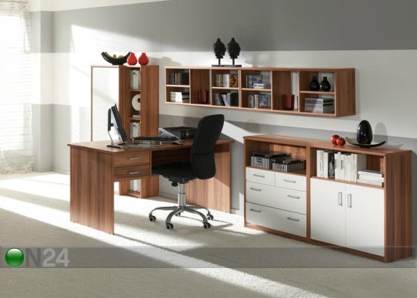 Комплект рабочего кабинета Soft Plus SM-55347