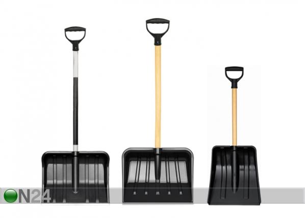 Комплект снегоуборочных лопат Polar, 3 шт PO-57218