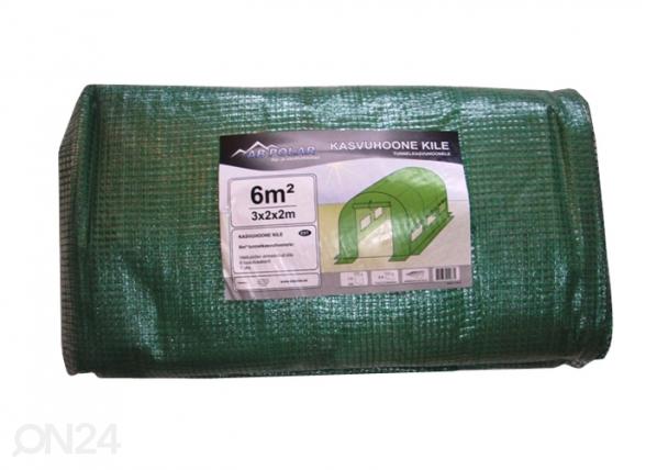 Запасная пленка для пленочной теплицы 6 m² PO-58399