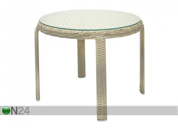 Садовый столик Wicker EV-58793