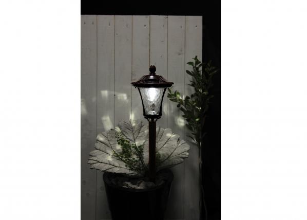 Садовый светильник с солнечной панелью AA-59601
