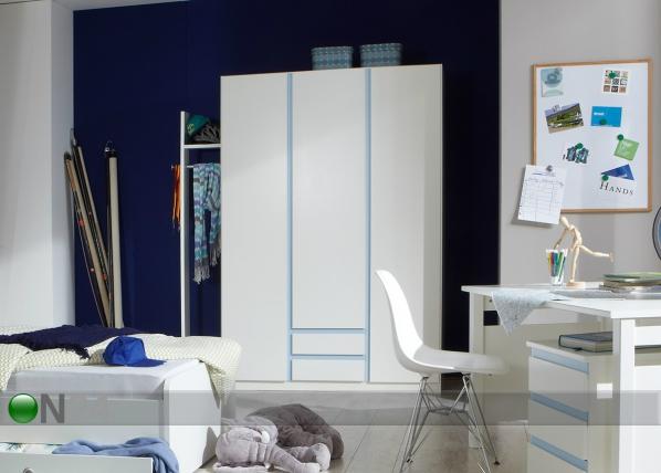 Шкаф платяной Bibi SM-60606