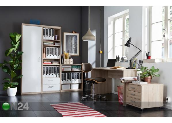 Комплект рабочего кабинета Soft Plus SM-72034