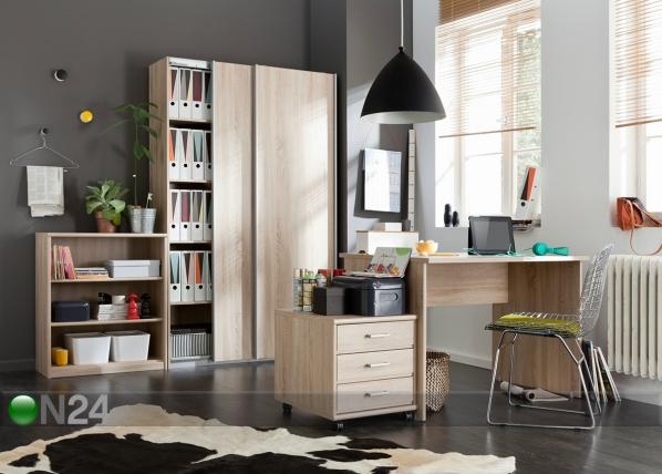Комплект рабочего кабинета Soft Plus SM-72065