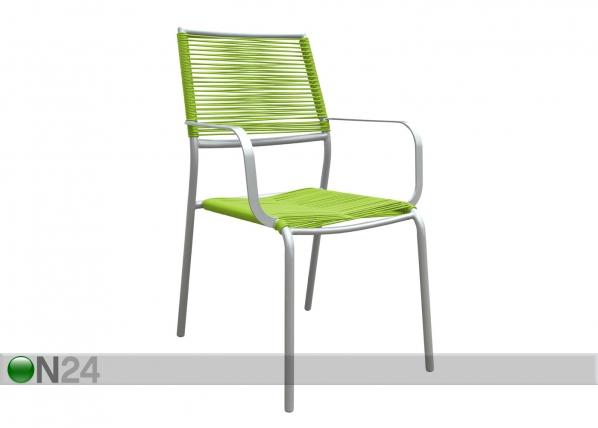 Садовый стул с подлокотниками Easy EV-74563
