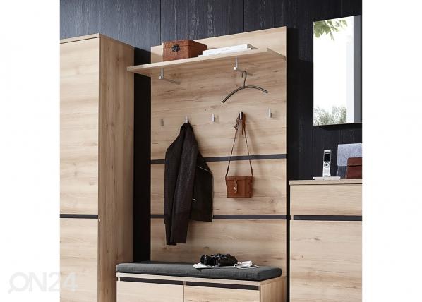 Вешалка lissabon sm-74999 - on24 мебельный магазин.